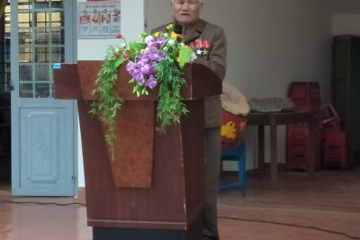 Ngày 22/12 nói chuyện truyền thống Quân đội nhân dân Việt Nam